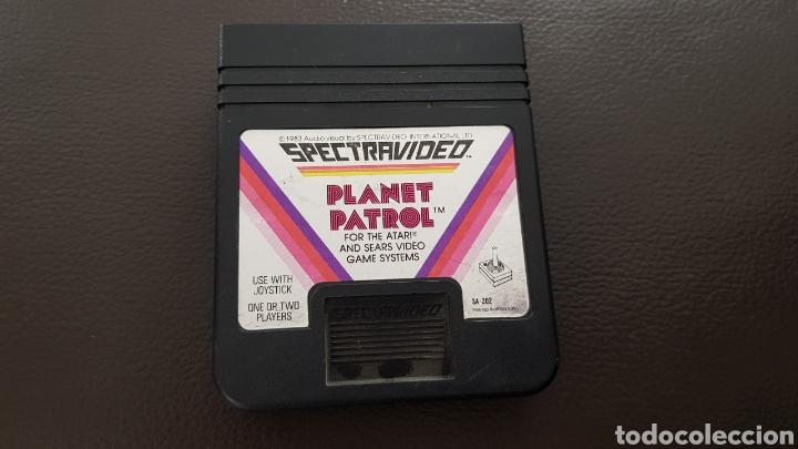 CARTUCHO ATARI 2600 SPECTRAVIDEO PLANET PATROL JUEGO (Juguetes - Videojuegos y Consolas - Atari)