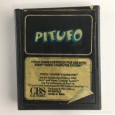 Videojuegos y Consolas: PITUFO-CARTUCHO-ATARI . Lote 181203881