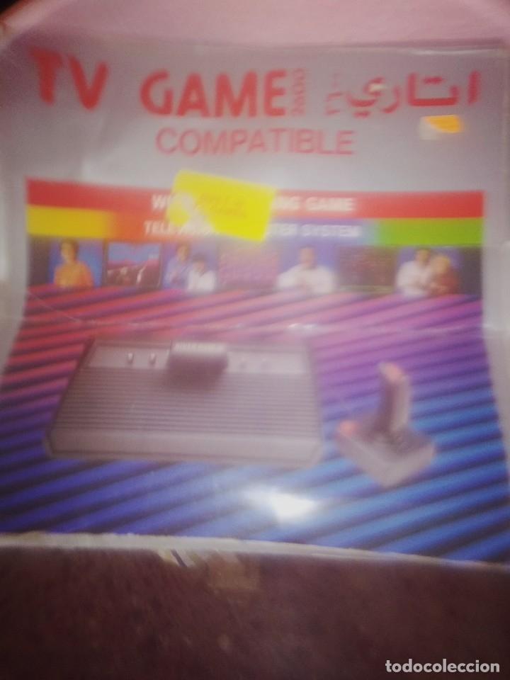 CONSOLA.COMPUTER SISTEM CLONICA DE ATARI (Juguetes - Videojuegos y Consolas - Atari)