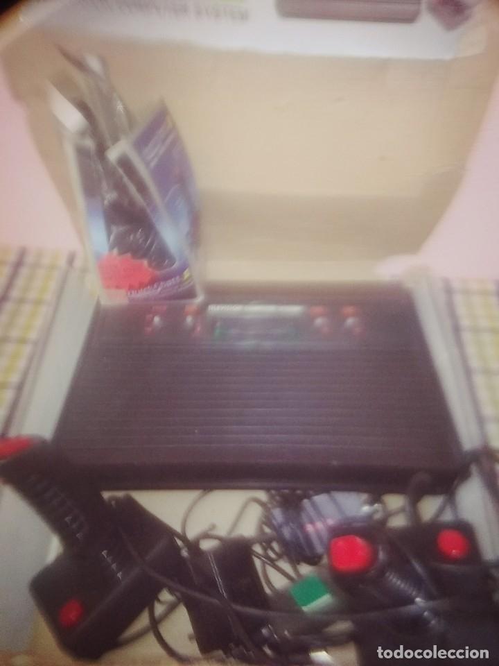 Videojuegos y Consolas: Consola.computer sistem clonica de Atari - Foto 2 - 182121895