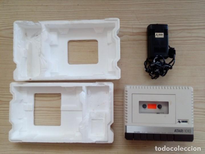 Videojuegos y Consolas: Casete Cassette Atari 1010 Con Caja - Foto 2 - 182790125