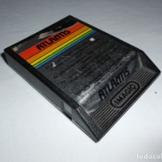 Videojuegos y Consolas: ATLANTIS - ATARI 2600 Y COMPATIBLES - JUEGO EN CARTUCHO ORIGINAL. Lote 183007692