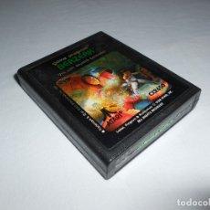 Videojuegos y Consolas: BERZERK - ATARI 2600 Y COMPATIBLES - JUEGO EN CARTUCHO ORIGINAL. Lote 183008000