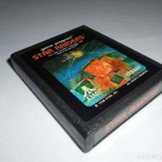 Videojuegos y Consolas: STAR RAIDERS - ATARI 2600 Y COMPATIBLES - JUEGO EN CARTUCHO ORIGINAL. Lote 183008791