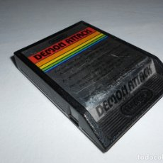 Videojuegos y Consolas: DEMON ATTACK - ATARI 2600 Y COMPATIBLES - JUEGO EN CARTUCHO ORIGINAL. Lote 183008893
