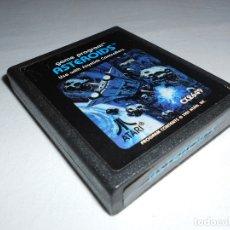 Videojuegos y Consolas: ASTEROIDS - ATARI 2600 Y COMPATIBLES - JUEGO EN CARTUCHO ORIGINAL. Lote 183009147
