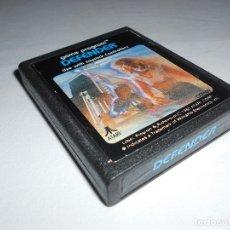 Jeux Vidéo et Consoles: DEFENDER - ATARI 2600 Y COMPATIBLES - JUEGO EN CARTUCHO ORIGINAL. Lote 183009277