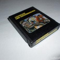 Videojuegos y Consolas: ATARI 2600 Y COMPATIBLES - JUEGO EN CARTUCHO ORIGINAL. Lote 183009396