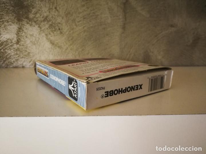 Videojuegos y Consolas: XENOPHOBE ATARI LYNX EN CAJA Y COMPLETO - Foto 8 - 184107502