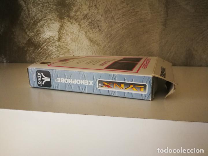 Videojuegos y Consolas: XENOPHOBE ATARI LYNX EN CAJA Y COMPLETO - Foto 9 - 184107502