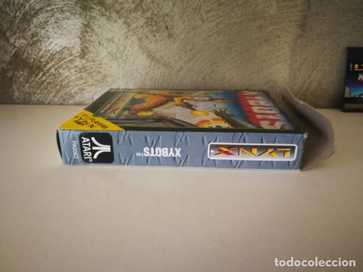 Videojuegos y Consolas: XYBOTS ATARI LYNX EN CAJA Y COMPLETO - Foto 6 - 184107641