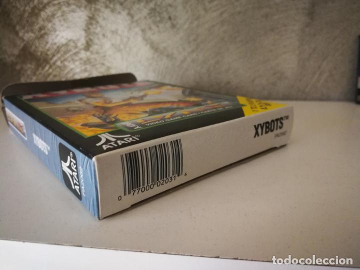 Videojuegos y Consolas: XYBOTS ATARI LYNX EN CAJA Y COMPLETO - Foto 7 - 184107641