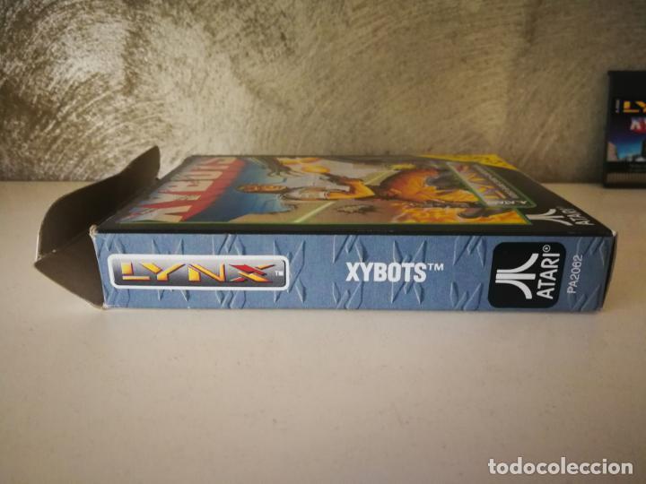Videojuegos y Consolas: XYBOTS ATARI LYNX EN CAJA Y COMPLETO - Foto 8 - 184107641