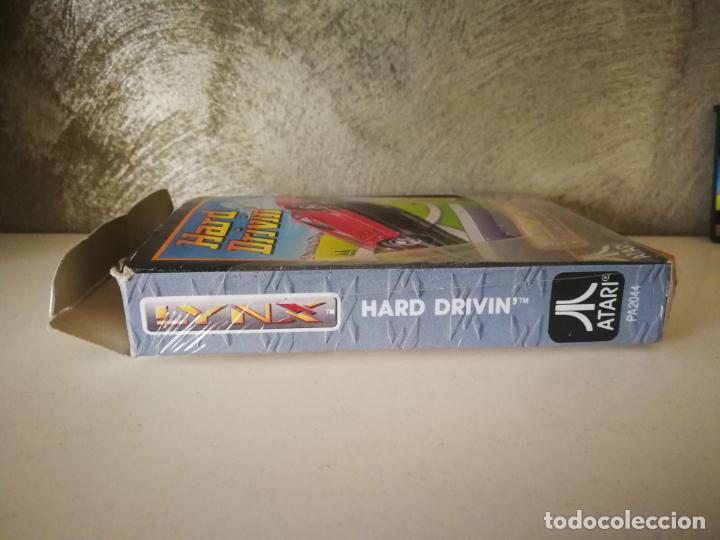Videojuegos y Consolas: HARD DRIVIN ATARI LYNX EN CAJA Y COMPLETO - Foto 9 - 184108326