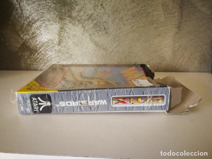 Videojuegos y Consolas: WARBIRDS ATARI LYNX EN CAJA Y COMPLETO - Foto 6 - 184108487