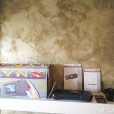Videojuegos y Consolas: CONSOLA ATARI LYNX EN CAJA CON JUEGOS. Lote 184192648