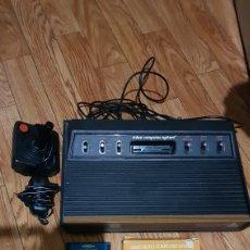 Videojuegos y Consolas: CONSOLA ATARI 2600 ORIGINAL. Lote 186088707