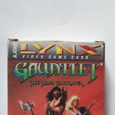 Videojuegos y Consolas: GAUNTLET ATARI LYNX. Lote 186456991
