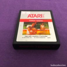 Videojuegos y Consolas: JUEGO REALSPORTS TENNIS SOLO CARTUCHO ATARI 2600. Lote 187555213