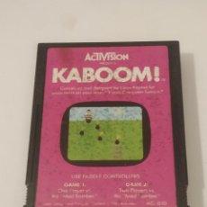 Videojuegos y Consolas: KABOOM! ATARI. Lote 188720096