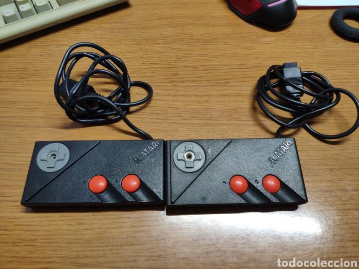 Videojuegos y Consolas: Antigua consola Atari 2600 mandos transformador acoplador - Foto 11 - 189197803