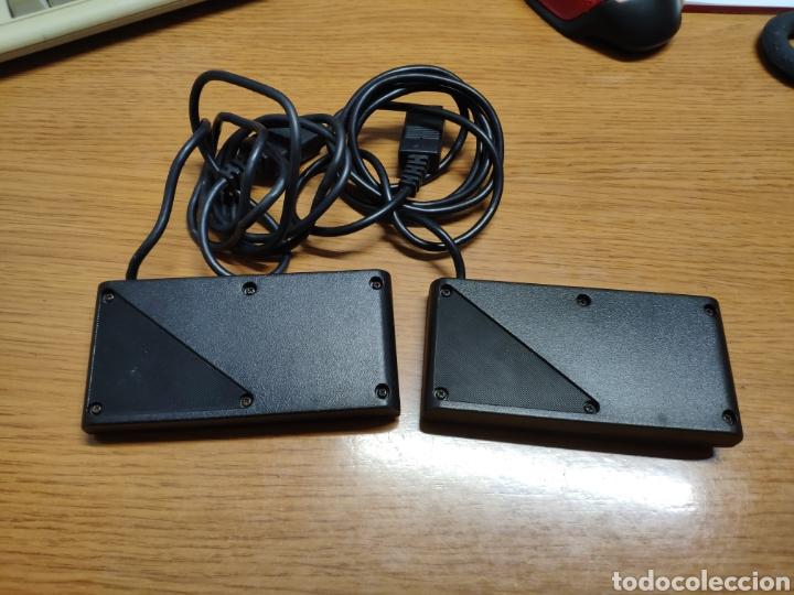 Videojuegos y Consolas: Antigua consola Atari 2600 mandos transformador acoplador - Foto 12 - 189197803