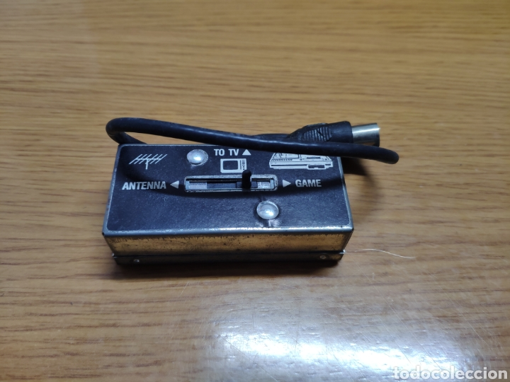 Videojuegos y Consolas: Antigua consola Atari 2600 mandos transformador acoplador - Foto 13 - 189197803
