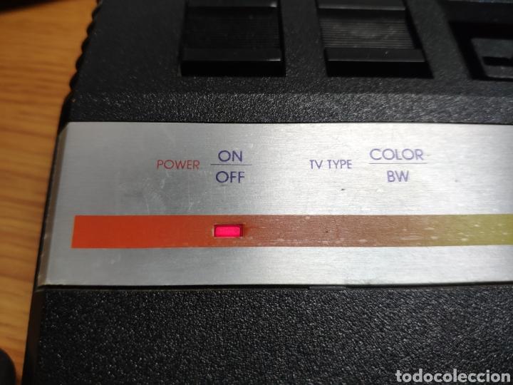Videojuegos y Consolas: Antigua consola Atari 2600 mandos transformador acoplador - Foto 16 - 189197803