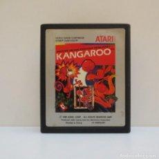 Videojuegos y Consolas: CARTUCHO KANGAROO - PARA ATARI 2600- AÑO 1988. Lote 190051321