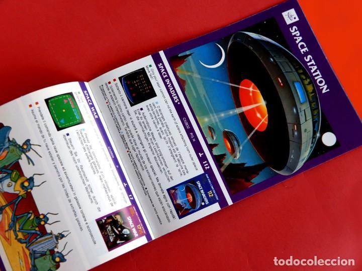 Videojuegos y Consolas: ATARI - CATÁLOGO DE JUEGOS Nº 1 - VIDEO COMPUTER SYSTEM - 1982 - ORIGINAL - Foto 4 - 191474235