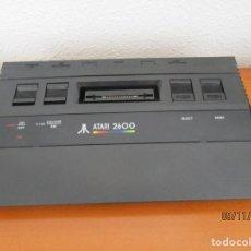 Videojuegos y Consolas: ATARI 2600ATARI 2600- CONSOLA CX-2600 JR. NEGRO IDEAL PARA COLECCIONISTAS O ATREZZO LEER DESCRIPCION. Lote 204821743