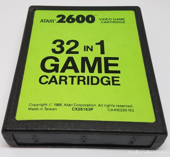CARTUCHO 32 JUEGOS EN 1 (Juguetes - Videojuegos y Consolas - Atari)