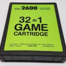 Videojuegos y Consolas: CARTUCHO 32 JUEGOS EN 1. Lote 193083803