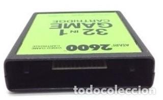 Videojuegos y Consolas: Cartucho 32 juegos en 1 - Foto 2 - 193083803