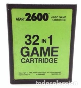Videojuegos y Consolas: Cartucho 32 juegos en 1 - Foto 4 - 193083803