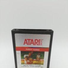 Videojuegos y Consolas: REAL SPORTS TENNIS ATARI 2600. Lote 195139218
