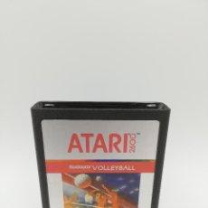 Videojuegos y Consolas: REAL SPORTS VOLLEYBALL ATARI 2600. Lote 195139312