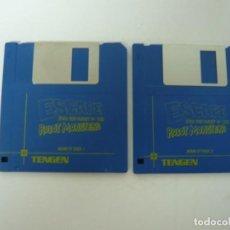 Videojuegos y Consolas: ESCAPE PLANET ROBOT MONSTERS / ATARI ST / STE / RETRO VINTAGE / DISCO - DISQUETE. Lote 197754660