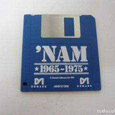 Videojuegos y Consolas: NAM 1965 - 1975 / ATARI ST / STE / RETRO VINTAGE / DISCO - DISQUETE. Lote 197754830
