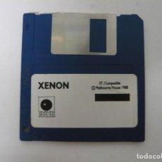 Videojuegos y Consolas: XENON / ATARI ST / STE / RETRO VINTAGE / DISCO - DISQUETE. Lote 197755341
