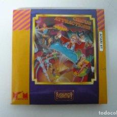 Videojuegos y Consolas: CIRCUS ATTRACTIONS / SOBRE CARTÓN / ATARI ST / STE / RETRO VINTAGE / DISCO - DISQUETE. Lote 197755525