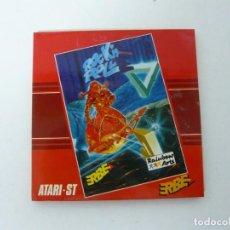 Videojuegos y Consolas: ROCK 'N ROLL / SOBRE CARTÓN / ATARI ST / STE / RETRO VINTAGE / DISCO - DISQUETE. Lote 197755761