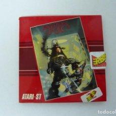 Videojuegos y Consolas: STRIX / SOBRE CARTÓN / ATARI ST / STE / RETRO VINTAGE / DISCO - DISQUETE. Lote 197755901