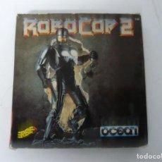 Videojuegos y Consolas: ROBOCOP 2 / CAJA CARTÓN / ATARI ST / STE / RETRO VINTAGE / DISCO - DISQUETE. Lote 197756070