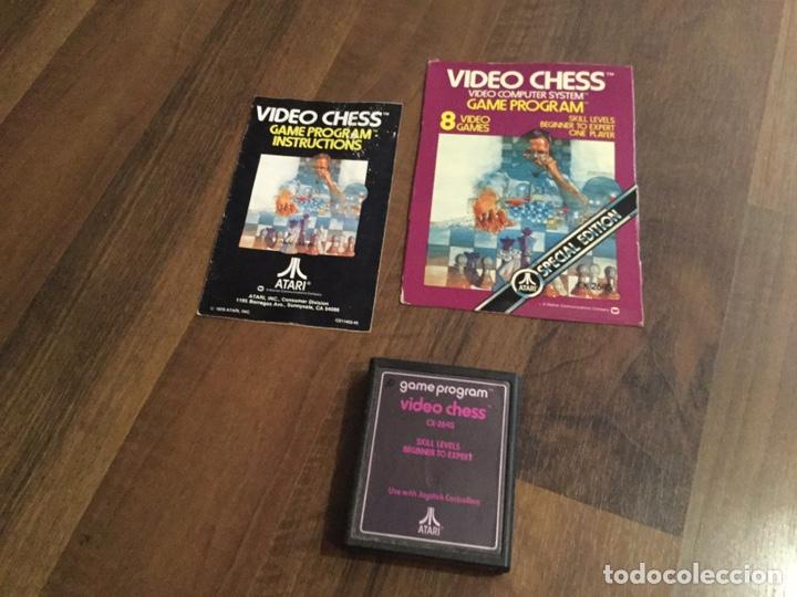 Videojuegos y Consolas: LOTE ATARÍ VÍDEO COMPUTER SYSTEM - 9 JUEGOS + LIBROS DE INSTRUCCIONES VARIOS Y ACCESORIOS - Foto 3 - 198760818