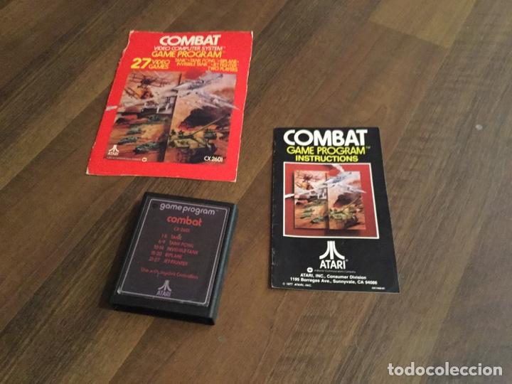 Videojuegos y Consolas: LOTE ATARÍ VÍDEO COMPUTER SYSTEM - 9 JUEGOS + LIBROS DE INSTRUCCIONES VARIOS Y ACCESORIOS - Foto 6 - 198760818