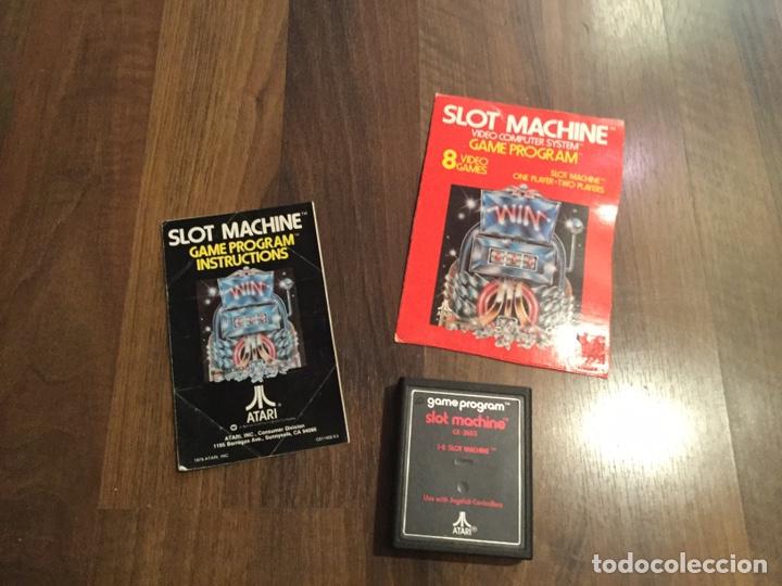 Videojuegos y Consolas: LOTE ATARÍ VÍDEO COMPUTER SYSTEM - 9 JUEGOS + LIBROS DE INSTRUCCIONES VARIOS Y ACCESORIOS - Foto 7 - 198760818