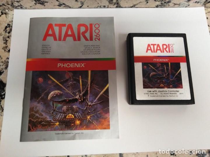 JUEGO ATARI PHOENIX (Juguetes - Videojuegos y Consolas - Atari)