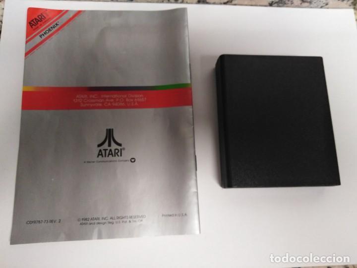 Videojuegos y Consolas: Juego Atari Phoenix - Foto 2 - 199250950