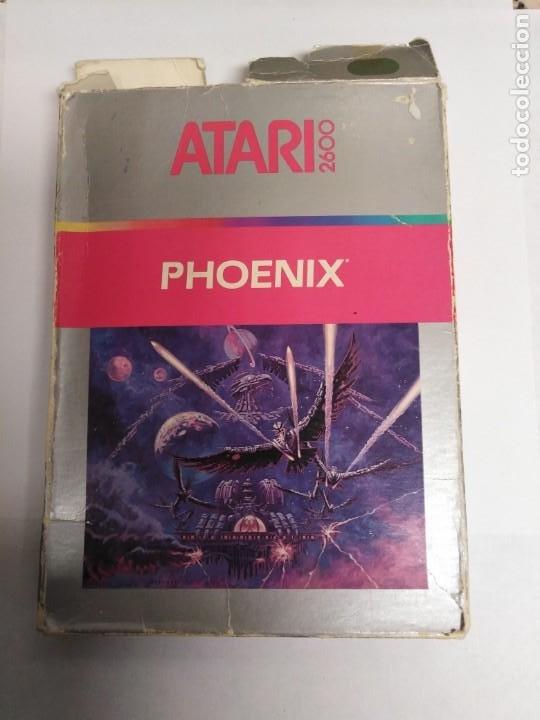 Videojuegos y Consolas: Juego Atari Phoenix - Foto 5 - 199250950